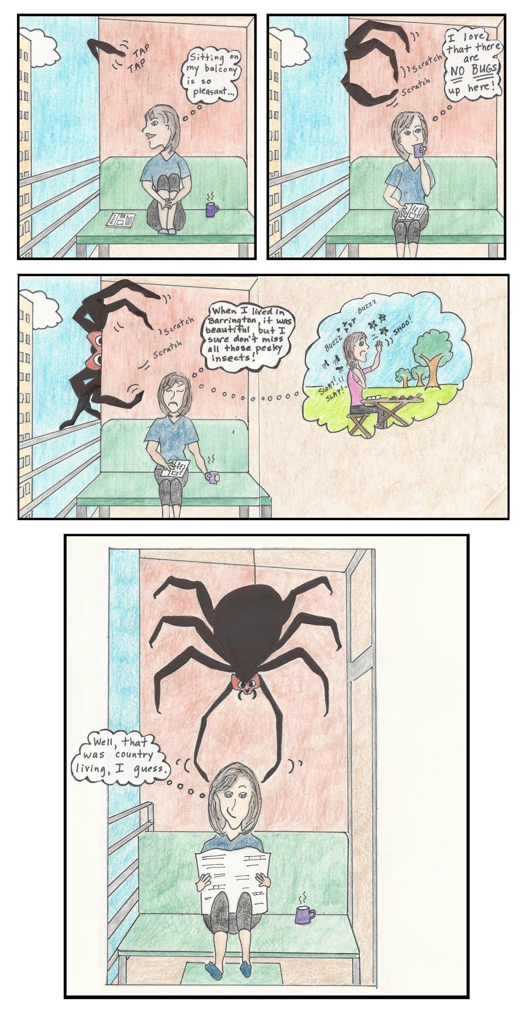 High Rise Spider Rev 2