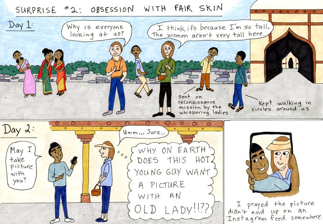 Surprise 2 India: Obsession with Fair Skin